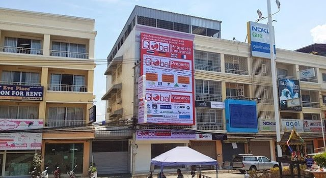 Global Property Pattaya, Thailand - Real Estate Agencies, Sukhumvit Rd Pattaya 20150
